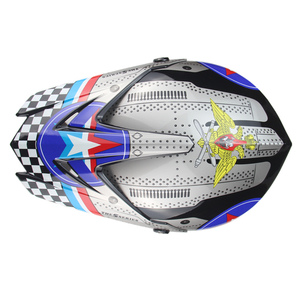 Image 4 - Free shipping Top ABS motorcycleMotobiker Helmet Classic bicycle MTB DH racing helmet motocross downhill bike helmet AHP 225