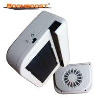 best price Solar powered Fan Car window auto Ventilator Cooler fan Air Vehicle Radiator