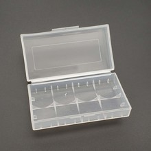 18650 CR123A 16340 Battery Case Holder Box Storage(China)