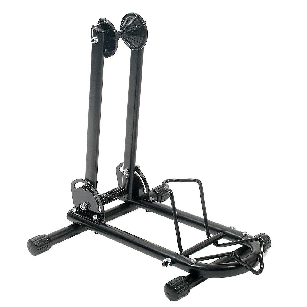 Support de stockage de stationnement de plancher de support de réparation de bicyclettePour vélo vélo présentoir support vélo support pliant accessoires vélo