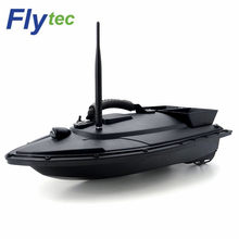 Flytec 2011-5 2011-15A Fishing Tool RC Bait Boat Toys Dual Motor Fish Finder Fishing Boat Ship Speedboat Toy Xmas Kids Gifts(China)