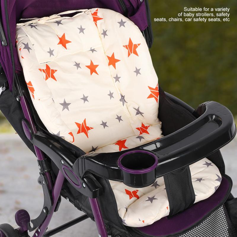 Baby Stroller Mat Pad with 2Strips Pram Pushchair Child Cart Pad Trolley Stroller Accessory Soft Cushion Baby Changing Mat remote control charging helicopter