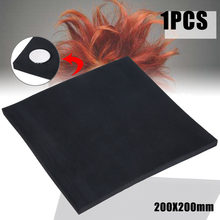 3/5/10 mm ESD Black Sound-Absorbing Noise Sponge Foam High Density Foam Anti Static Pin Insertion Soundproofing Foam 200*200mm(China)