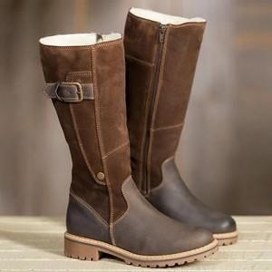 Warm Ladies Snow Boots High Bo