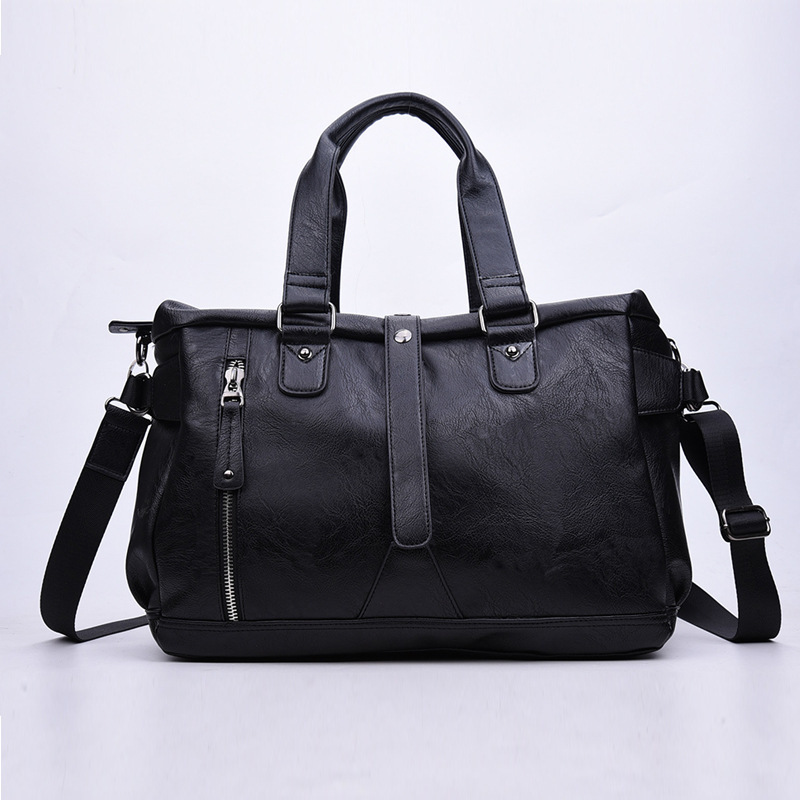 Men Genuine Leather Bag Business Bags Laptop Tote Briefcases Crossbody Shoulder Messenger Bag Handbag Business Package купить в Москве 2019