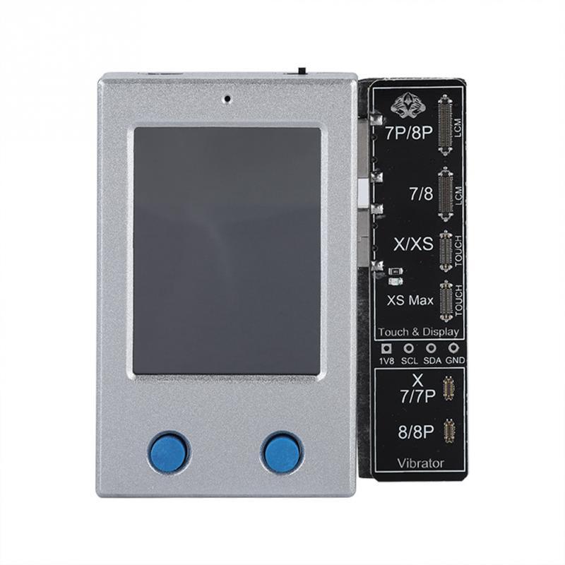 Sensore di Luce Ambientale Vibratore Riparazione IP DISPLAY LCD Programmatore di EEPROM per il iphone 8/8 P/X/XS /XS-MAX/XR Caldo