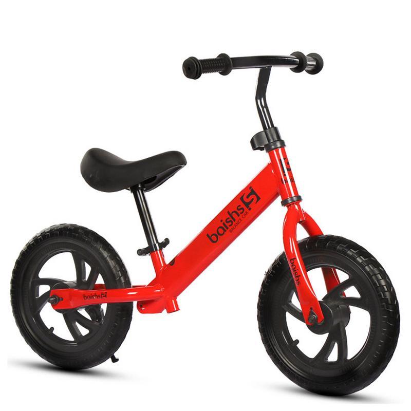 kids bycicle Baby Walker Balance Bike Children Two Wheel Scooter 12 Inch Bike No Foot Pedal Innrech Market.com