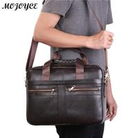 Large Men Laptop Handbags Male Bussiness Shoulder Bag Casual Solid Crossbody Messenger Bag for Man Portable Big Briefcase