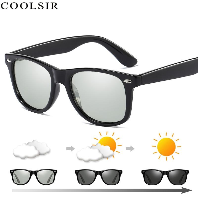 Fotokroomsed prillid Chameleon Polariseeritud sunglasse Naine mees - Rõivaste aksessuaarid