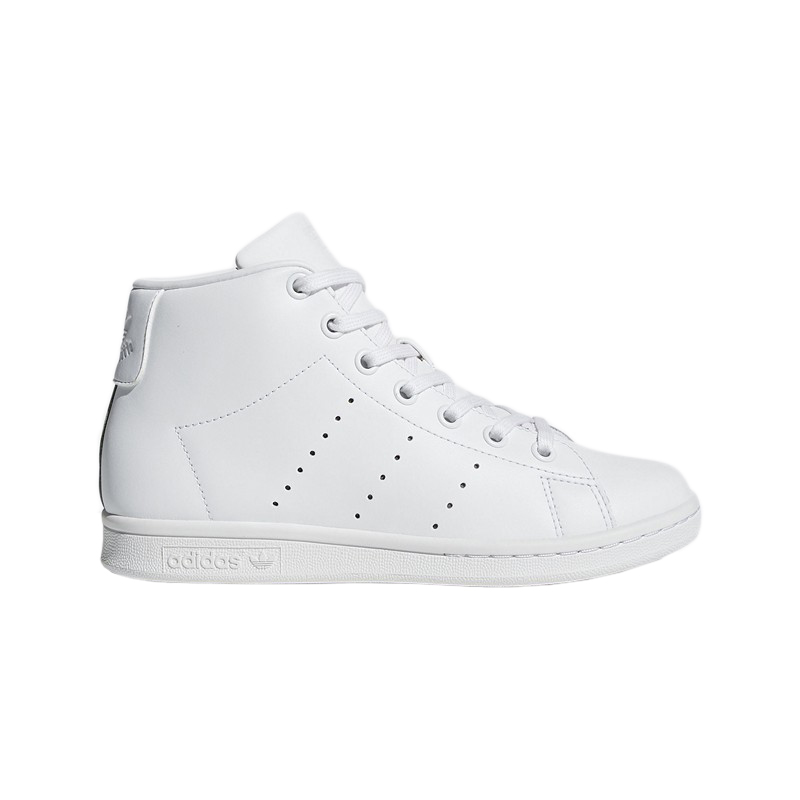 Kids' Sneakers ADIDAS STAN SMITH MID J BZ0098 sneakers for boys TMallFS kids sneakers adidas aq1331 sneakers for boys tmallfs