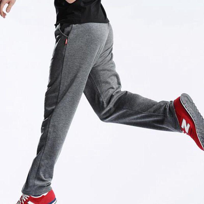 Pánské sportovní kalhoty muži joggers tenké dospívající - Pánské oblečení