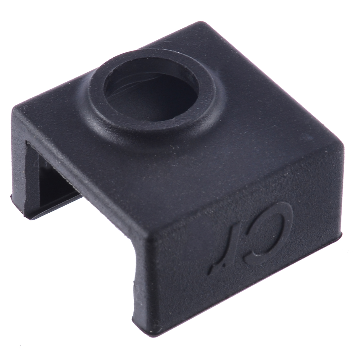 3pcs/Lots 3D Printer Heater Block Silicone Cover For <font><b>CR</b></font>-10S 10S 10S5 <font><b>10S4</b></font> 3D Printer Parts Heating Block Silicone Cover image