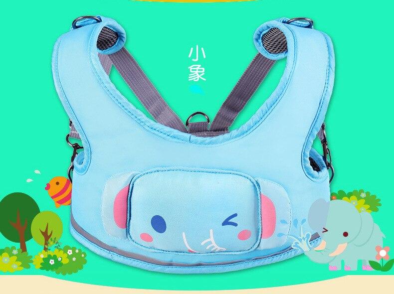 Exercice safe keeper bébé apprentissage soins marche harnais bâton sling garçon girsl infantile aide à la marche assistant ceinture ailes