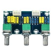 FFYY-Rohr Verstärker Audio Amplificador Preamp Ton Bord Hifi Bass Treble Volume Control Board 3-Kanal Subwoofer 2,1 amplif
