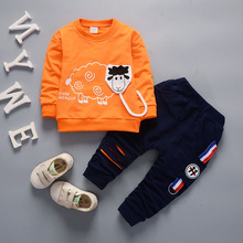 lianxindie 2 Pieces Big Boys cotton long sleeves