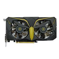 Asl Video Card Geforce Gtx1050 Warhawk 2Gb 128Bit Gddr5 Nvidia 7008Mhz 1354 1455Mhz Pci Express 3.0 Image Card For Gaming/Eth