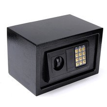 Digital Electronic Safe Box Q235B Steel Plate Keypad Lock Wall Security Cash Jewelry Hotel Cabinet Safes
