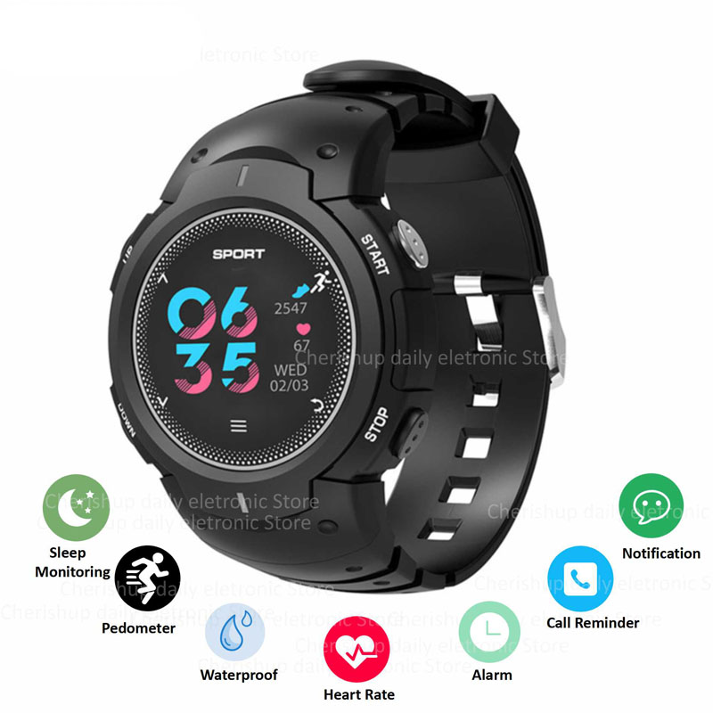 Smart Watch 2018 SMS Reminder Smart Watch Men IP68 waterproof Sport Stopwatch for Android IOS Electronic Watches Men interactive music smart watch men calories record sport stopwatch information reminder for android ios reloje smart watch hombre