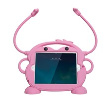3D Cartoon Kids Shockproof Veilig Eva Foam Stand Case Voor Ipad Mini1234(China)