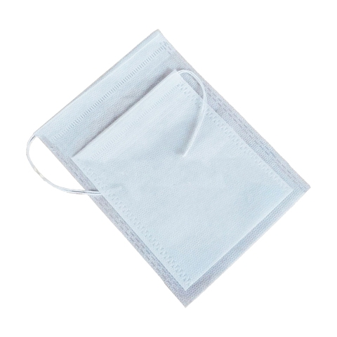 Tea Bags 100 Pcs/Lot Bags For Tea Bag Infuser With String Heal Seal 10 x 12 cm Sachet Filter Paper Teabags Empty Tea Bags Lahore