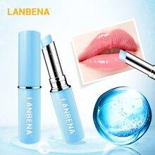 LANBENA гиалуроновая кислота, долговечный питательный бальзам для губ, увлажняющий, уменьшающий тонкие линии, снимающий сухость, Уход за губами