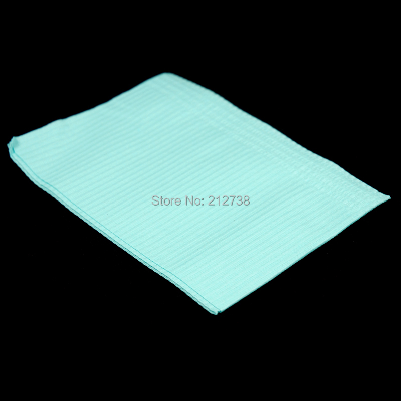 Image 4 - Newest 25Pcs Disposable Tattoo Clean Pad Waterproof Medical Paper Tablecloths Mat Double Layer Sheets Tattoo Accessories 45*33cm-in Tattoo accesories from Beauty & Health