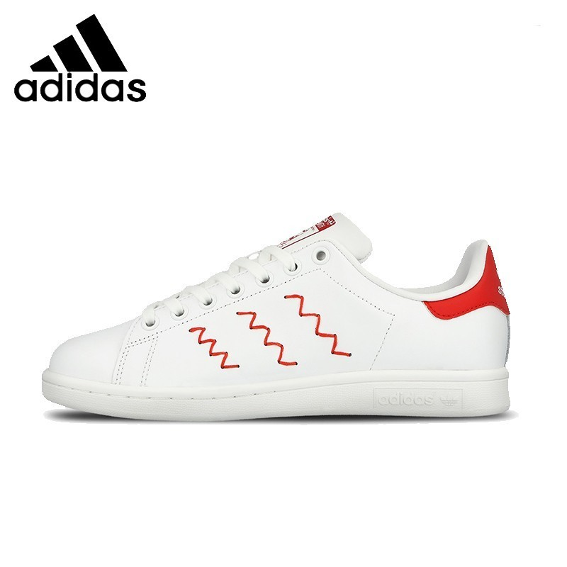 ADIDAS Stan Smith Mens & Womens Skateboarding Shoes Breathab