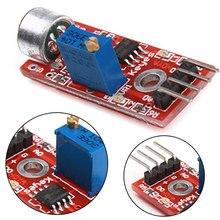 Микрофонный усилитель модуль высокого качества микрофонный датчик AVR PIC Высокочувствительный звуковой модуль обнаружения аксессуар