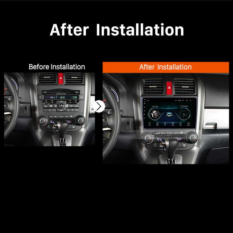 Seicane 2Din Android 8,1 Car Radio wifi GPS navegación para Honda CRV 2006, 2007, 2008, 2009, 2010, 2011 reproductor Multimedia de la unidad