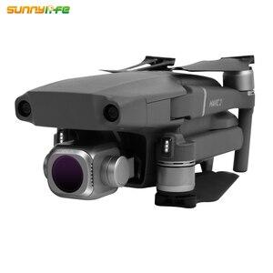 Image 4 - Sunnylife 4 teile/satz DJI MAVIC 2 PRO Drone ND8 PL ND16 PL ND32 PL ND64 PL Objektiv Filter