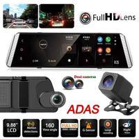 Windows HD Rear Car 264 7 DVR XP 1080P MOV AAC Car and H MAC No Front Recorder Camera Support Driving VISTA Dual Lens