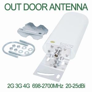 Image 5 - 4G Antenna 3G 4G outdoor antene 4G modem antenna GSM antene 20  25dBi external antenna for mobile signal booster router modem