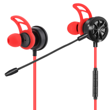 Pc Gaming Headset With Microphone In Ear Bass Noise Cancelling Earphone With Mic For Phone Computer Gamer Ps4 free shipping game gaming earphone new for pc mobile phone ps4 mic audio bass noise cancelling
