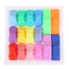 160 головоломки для повышения IQ автомобиль игрушки Дети развитие детей головоломка автомобиль набор Монтессори Развивающие игрушки для детей подарок
