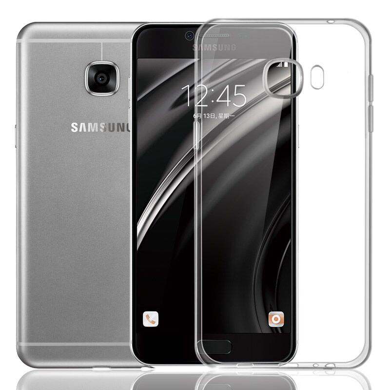 Clear Case For Samsung Galaxy S10 E S9 S8 Plus Note9 A8 2018 A7 J3 J5 J7 2016 2017 S7 S6 Edge Transparent Soft TPU Case Cover