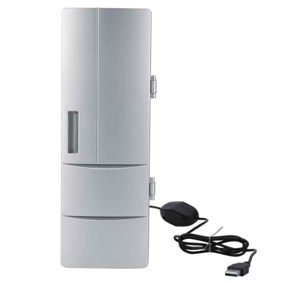 ポータブル冷蔵庫ホーム Pc のラップトップ冷蔵庫クーラー PC 冷蔵庫ウォーマークーラー飲料ドリンクタンク冷凍庫ビールクーラー