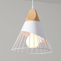 Elegant Metal Hollow Lampshade Ceiling Chandelier Pendant Bright Light Classical