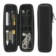 Черный эва жесткий корпус Стилус ручка Карандаш Чехол Держатель защитная коробка для переноски сумка Контейнер для хранения ручка шариковая ручка-стилус