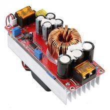 1500 Вт 30A повышающий преобразователь напряжения повышающий CC CV модуль питания Повышающий Модуль постоянного тока DC-DC 10-60 в до 12-97 в