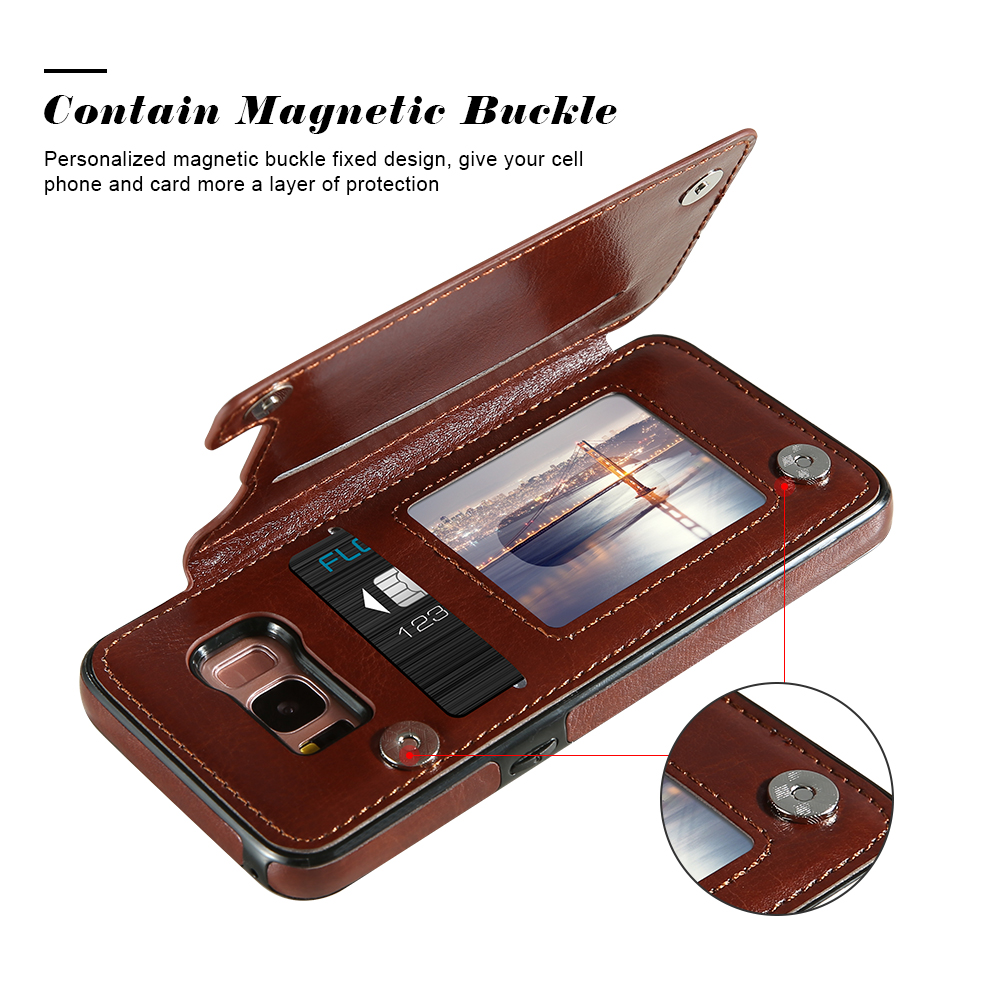 KISSCASE Brieftasche Karte Solt Fall Für Samsung S10 Plus S10E S9 S8 S7 Rand PU Leder Fall Für Samsung Note 10 Plus 8 9 Zurück Abdeckungen