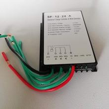 1x600W 12 V/24 V טורבינת רוח גנרטור תשלום בקר רגולטור עמיד למים