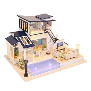 Dollhouse Furniture Kit Toys f
