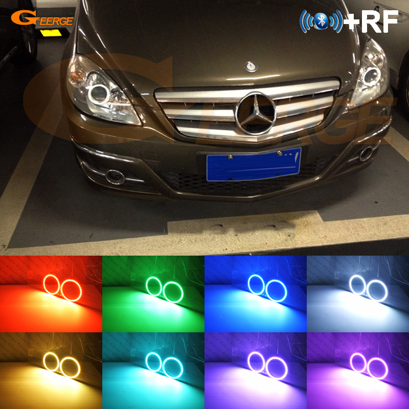 For Mercedes Benz B Class W245 B160 B180 B170 B200 2006 2011 RF Bluetooth Controller Multi