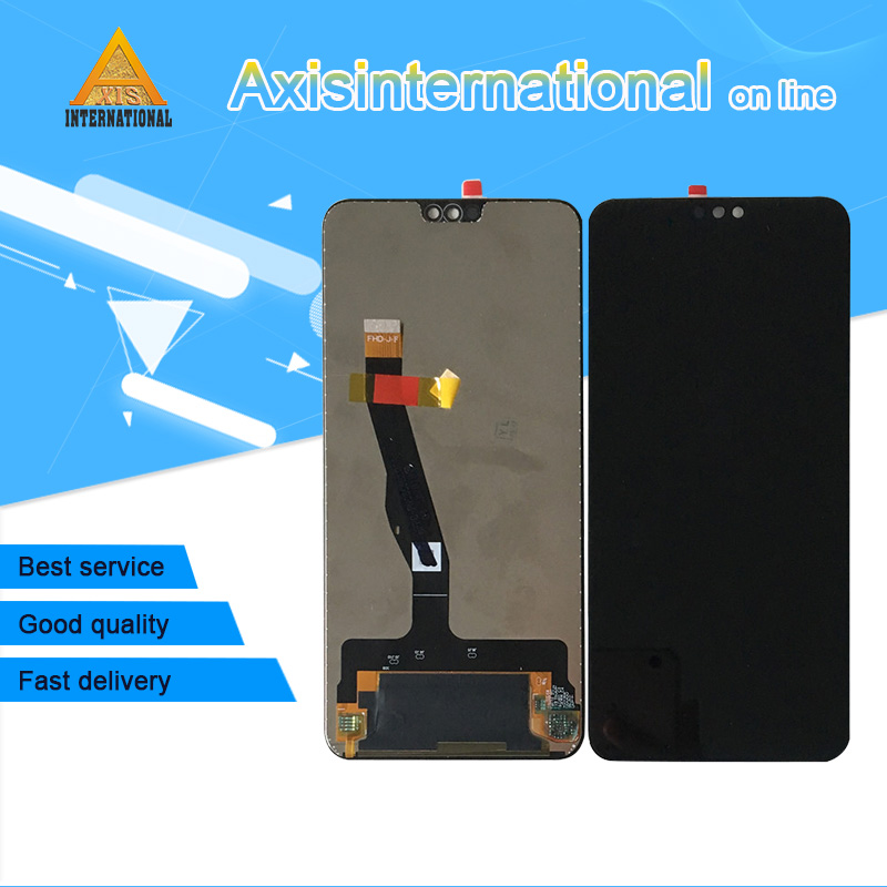 Original Axisinternational For 6.5 Huawei Honor 8X JSN-AL00 JSN-L2 LCD Screen Display+Touch Panel Digitizer For Honor 8X ScreenOriginal Axisinternational For 6.5 Huawei Honor 8X JSN-AL00 JSN-L2 LCD Screen Display+Touch Panel Digitizer For Honor 8X Screen