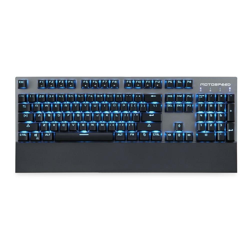 motospeed gk89 2 4ghz wireless usb wired mechanical keyboard with rgb backlit 104keys wireless. Black Bedroom Furniture Sets. Home Design Ideas