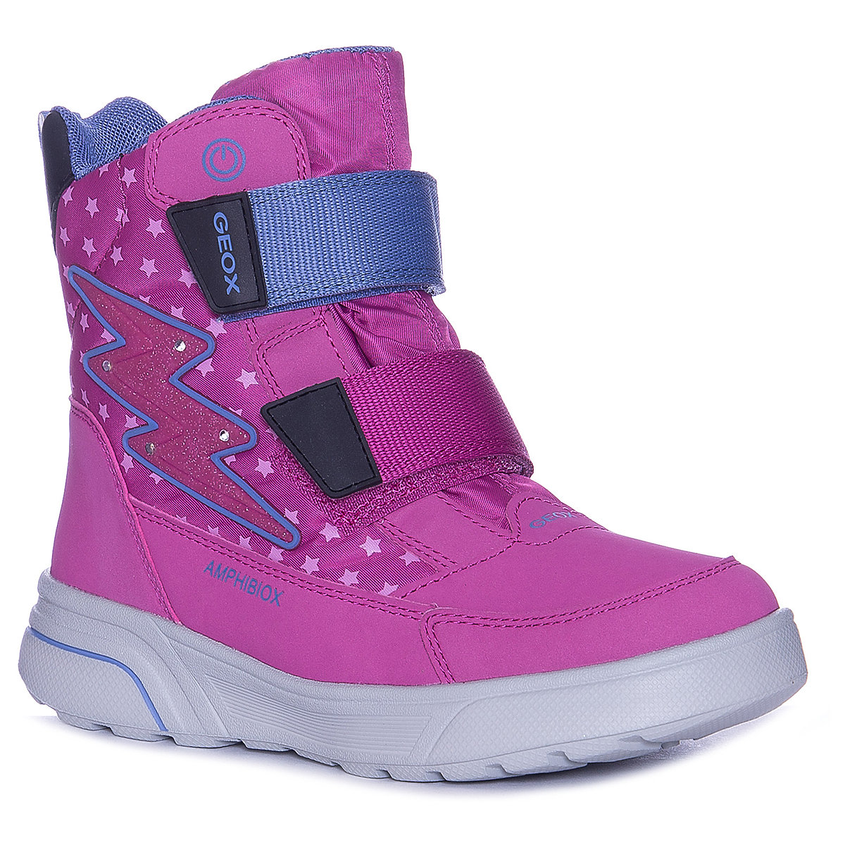 GEOX Boots 8786520 children shoes For girl Winter Girls faux fur