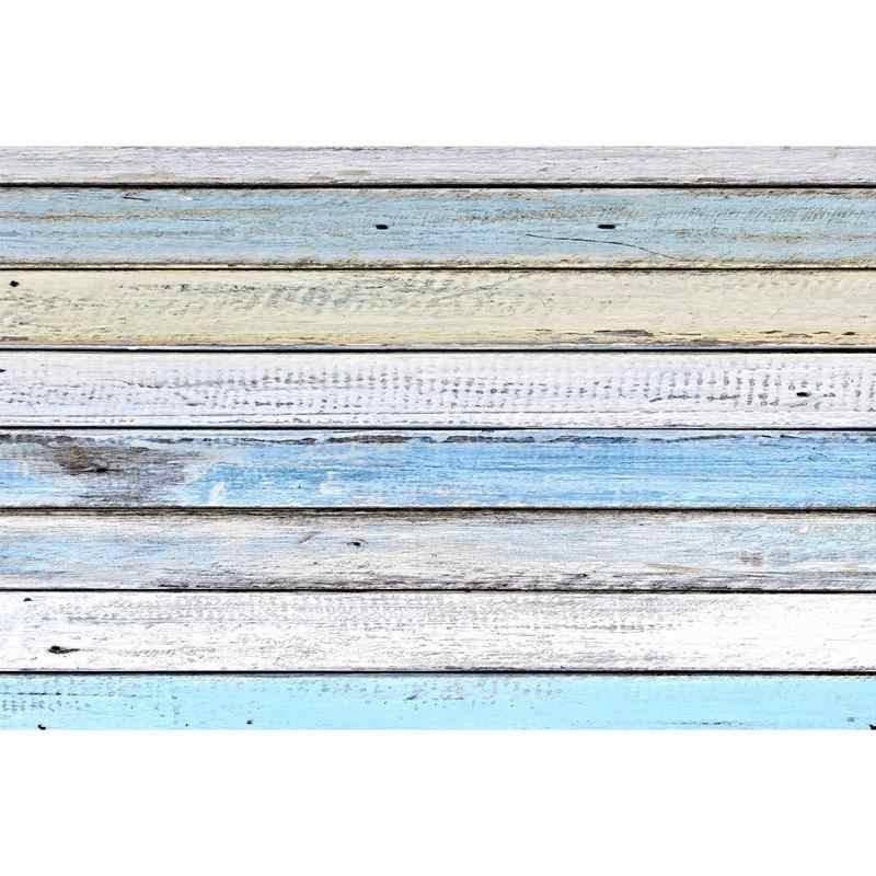 Océan bois photographie décors rétro Art tissu Studio vidéo Photo arrière-plan décoration de la maison Style océan bois design outil