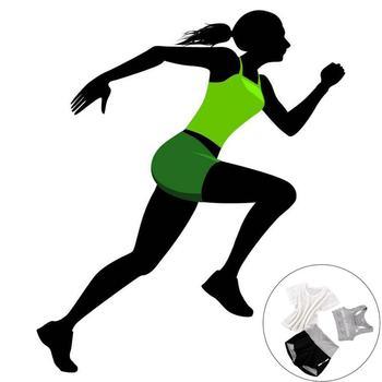 Nuevo traje deportivo de alta cintura para correr mujeres señoras ropa deportiva Sujetador deportivo secado rápido adelgazante gimnasio Yoga ropa tres- traje de pieza