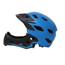 Mounchain Full Covered Kid Helmet Balance Bike Children Face
