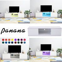 Panana Fashionable Design Home Living Room TV Cabinet Tv Stand Home Decorative Entertainment Media Console Table Furniture